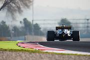 February 26, 2017: Circuit de Catalunya. Nico Hulkenberg (GER), Renault Sport Formula One Team, R.S.17