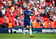 Chelsea v Southampton - 22 April 2018