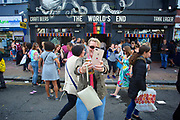 Brighton Pride Celebrations. Brighton Pride street Pictures