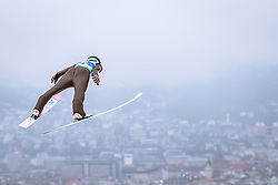 22.02.2019, Bergiselschanze, Innsbruck, AUT, FIS Weltmeisterschaften Ski Nordisch, Seefeld 2019, Skisprung, Herren, im Bild Jakub Wolny (POL) // Jakub Wolny of Poland during the men's Skijumping of FIS Nordic Ski World Championships 2019. Bergiselschanze in Innsbruck, Austria on 2019/02/22. EXPA Pictures © 2019, PhotoCredit: EXPA/ Dominik Angerer