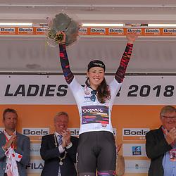 28-08-2018: Wielrennen: Ladies Tour: Arnhem <br />Lisa Klein