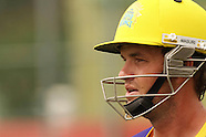 CLT20 - Superkings Training at St Georges 21 Sept
