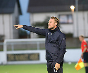 Dundee coach Eddie Johnson - Dundee v St Johnstone - SPFL development league <br />