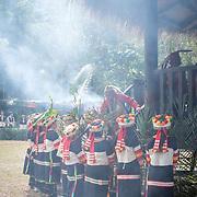 Kanakanavu Mikong Ceremony