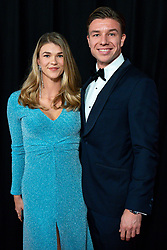 18-12-2019 NED: Sports gala NOC * NSF 2019, Amsterdam<br /> The traditional NOC NSF Sports Gala takes place in the AFAS in Amsterdam / Tess Wester en Mart Lieder