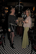 Lady Emily Compton with Caroline Habib. Conservative fund raising dinner hosted  by Marco Pierre White and Franki Dettori at  Frankie's. Knightsbridge. 17 January 2004. ONE TIME USE ONLY - DO NOT ARCHIVE  © Copyright Photograph by Dafydd Jones 66 Stockwell Park Rd. London SW9 0DA Tel 020 7733 0108 www.dafjones.com