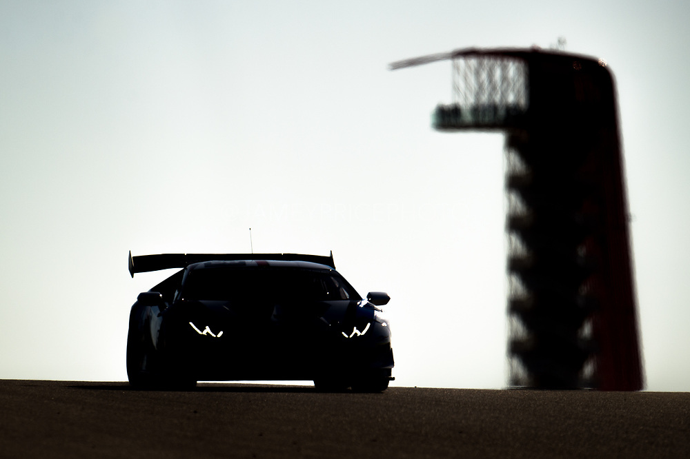 May 4-6, 2017: Lamborghini Super Trofeo at Circuit of the Americas. Edoardo Piscopo, Taylor Proto, US RaceTronics, Lamborghini Beverly Hills, Lamborghini Huracan LP620-2