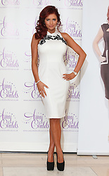 Amy Childs at the launch of her new fashion collection in London, Wednesday, 30th January 2013  Photo by: Stephen Lock / i-Images