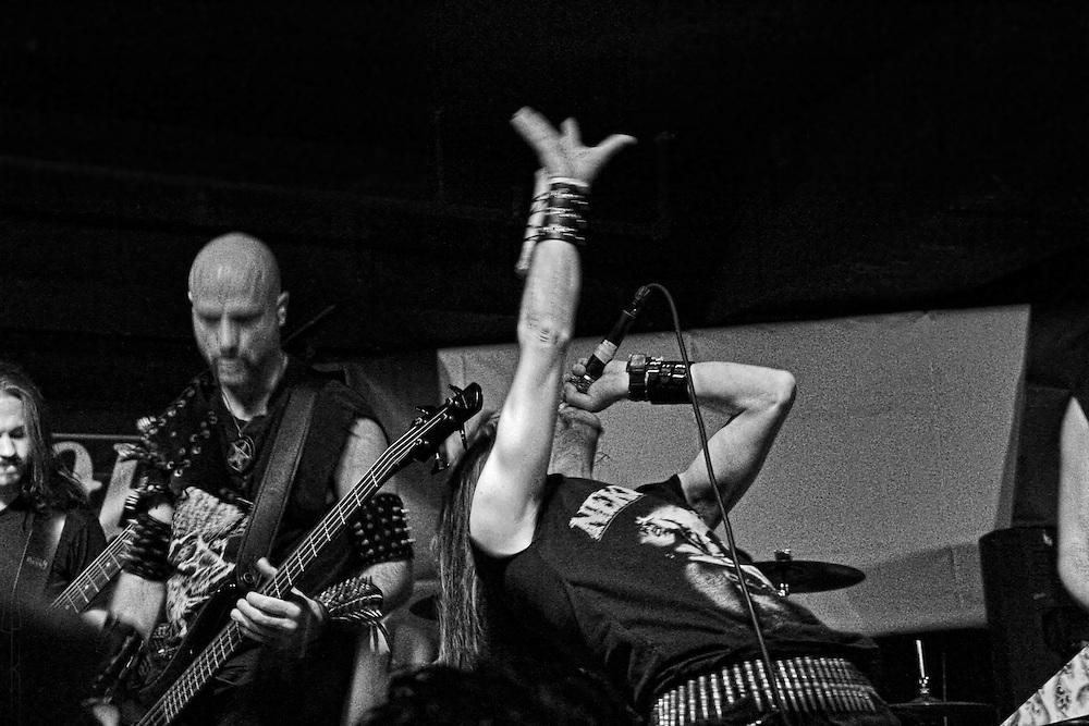 Abazagorath at Club Europa, Brooklyn NYC August 8, 2011