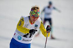 KONONOVA Oleksandra, UKR, Biathlon Pursuit, 2015 IPC Nordic and Biathlon World Cup Finals, Surnadal, Norway