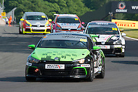 #99 Jack WALKER-TULLY  Cooke & Mason  Volkswagen Scirocco  Milltek Sport Volkswagen Racing Cup at Oulton Park, Little Budworth, Cheshire, United Kingdom. May 30 2016. World Copyright Peter Taylor/PSP.
