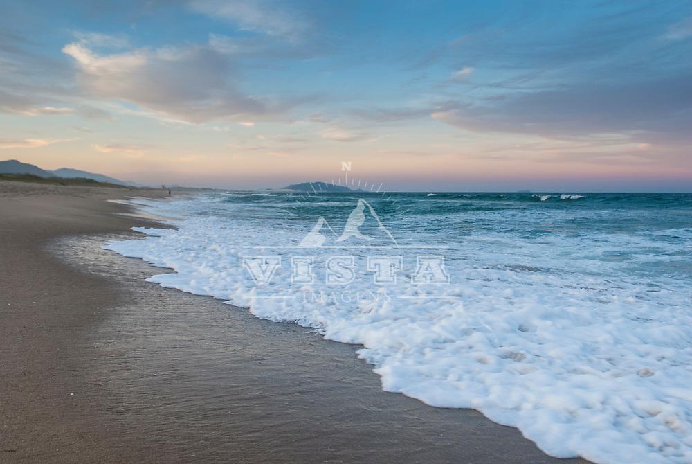 Praia do Campeche, Florianopolis, Santa Catarina, Brasil, foto de Ze Paiva/Vista Imagens.