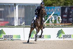 Bruyneel Albert, BEL, Jalvaro II<br /> Belgisch Kampioenschap Jeugd Azelhof - Lier 2020<br /> <br /> © Hippo Foto - Dirk Caremans<br /> 30/07/2020