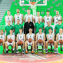 20140924: SLO, Basketball - Media day of KK Union Olimpija Ljubljana