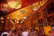 Michealangelo restaurant, North Beach, San Francisco. 2001