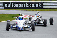 #0 Chase OWEN Ray GR14/15 during Avon Tyres Formula Ford 1600 National & Northern Championship - Post 89 - Race 3  as part of the BRSCC Oulton Park Season Opener at Oulton Park, Little Budworth, Cheshire, United Kingdom. April 09 2016. World Copyright Peter Taylor/PSP. Copy of publication required for printed pictures.  Every used picture is fee-liable.