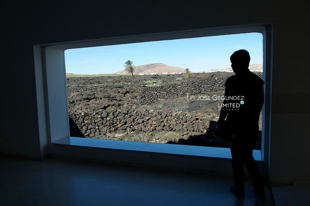 Spain, Lanzarote, Tahiche, Foundation, Cesar Manrique