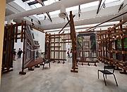 "FREESPACE - 16th Venice Architecture Biennale. Architecten De Vylder Vinck Tailleu, ""Unless ever people caritas for freespace""."