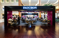 Fauchon fashionable French cafe at 360 Mall ,shopping mall in Kuwait City, Kuwait.