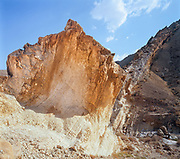 Unique landscapes from the Dead Sea region of Israel shot on film.