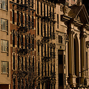 Brownstone in Soho District