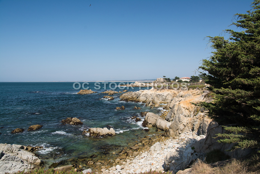 Pebble Beach in Monterey County