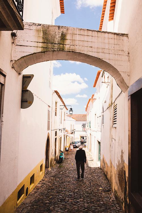 Walled town of Évora, Alentejo, UNESCO World Heritage Site