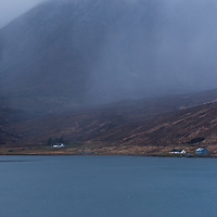 Mist over Scalpay, Isle of Skye