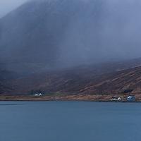 Mist over Scalpay, Isle of Skye