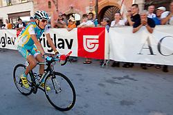 BRAJKOVIC Janez of Astana during 3rd Stage (219 km) at 19th Tour de Slovenie 2012, on June 16, 2012, in Skofja Loka, Slovenia. (Photo by Matic Klansek Velej / Sportida.com)