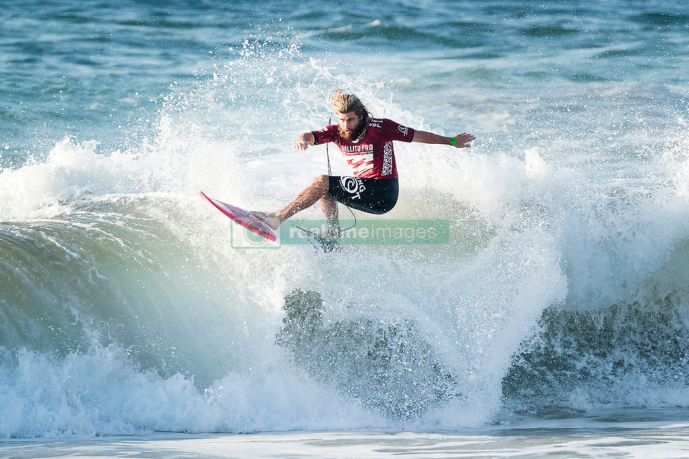 Jul 8, 2017 - KwaDukuza, South Africa - Wade Carmichael of Australia finished equal 5th in The Ballito Pro presented by Billabong after placing second in Quarterfinal Heat 3 at Willard Beach, Ballito, South Africa. (Credit Image: © Kelly Cestari via ZUMA Wire)