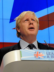 © Licensed to London News Pictures. 04/10/2011. MANCHESTER. UK. The Conservative Party Conference at Manchester Central today, October 4, 2011. Photo credit:  Stephen Simpson/LNP