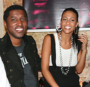Babyface Edmonds with new girlfriend. ìPreî Pre-VMA Party Hosted by Unik and Kelis .PM Lounge .New York, NY, USA.Tuesday, August 29, 2006.Photo By Selma Fonseca/ Celebrityvibe.com.To license this image call (212) 410 5354 or;.Email: celebrityvibe@gmail.com; .Website: http://www.celebrityvibe.com/. ....