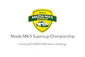 BRSCC MX5 SuperCup Championship