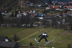 GOERLICH Luisa (GER) during qualification round of FIS Ski Jumping World Cup Ladies Ljubno 2020, on February 23th, 2020 in Ljubno ob Savinji, Ljubno ob Savinji, Slovenia. Photo by Matic Ritonja / Sportida