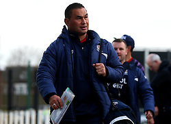 Bristol Rugby Head Coach Pat Lam arrives at Nottingham Rugby - Mandatory by-line: Robbie Stephenson/JMP - 06/04/2018 - RUGBY - The Bay - Nottingham, England - Nottingham Rugby v Bristol Rugby - Greene King IPA Championship