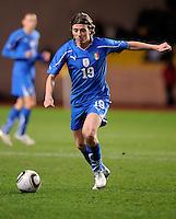 Fussball International, Italienische Nationalmannschaft  Italien - Kamerun 03.03.2010 Riccardo Montolivo (ITA)