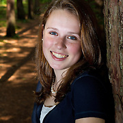 Danielle's Senior Portrait