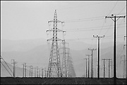 Powerlines.<br />