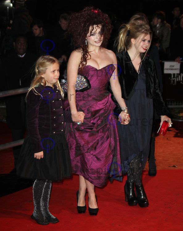 Helena Bonham Carter Harry Potter And The Deathly Hallows ... Helena Bonham Carter