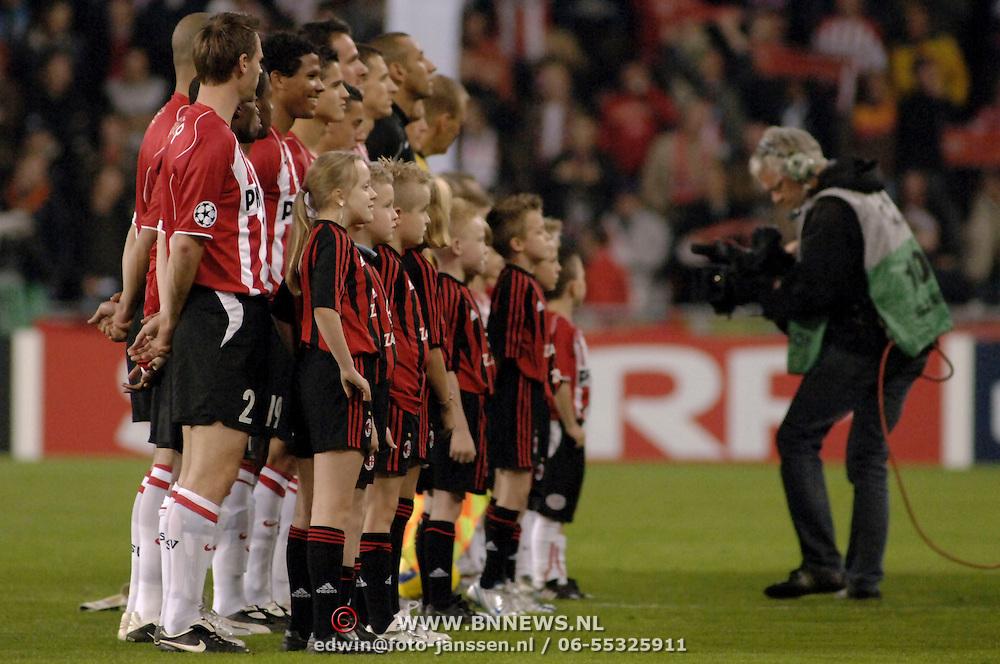 NLD/Eindhoven/20051101 - CHampions League PSV - AC Milan,