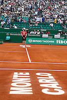 Illustration Monte Carlo - 17.04.2015 - Tournoi de Monte Carlo 2015 - Masters 1000 <br />Photo : Serge Haouzi / Icon Sport