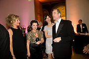 Tania Steyn; Luly Guinness; Veronica Faulks; Sandy Nairne, National Portrait Gallery fundraising Gala in aid of its Education programme, National Portrait Gallery. London. 3 March 2009 *** Local Caption *** -DO NOT ARCHIVE-© Copyright Photograph by Dafydd Jones. 248 Clapham Rd. London SW9 0PZ. Tel 0207 820 0771. www.dafjones.com.<br /> Tania Steyn; Luly Guinness; Veronica Faulks; Sandy Nairne, National Portrait Gallery fundraising Gala in aid of its Education programme, National Portrait Gallery. London. 3 March 2009