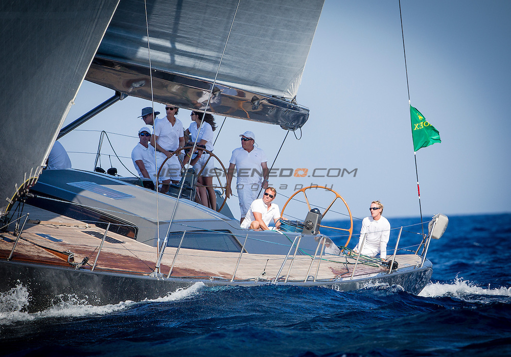 Maxi Yacht Rolex Cup 2014