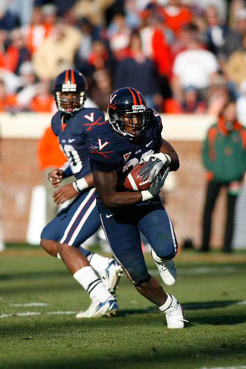2006 UNIVERSITY OF VIRGINIA football vs Miami