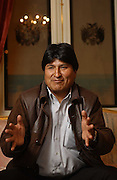 La Paz, Bolivia.<br />