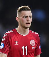 FUSSBALL UEFA U21-EUROPAMEISTERSCHAFT 2019 in Italien  Deutschland - Daenemark    17.06.2019 Jacob Bruun Larsen (Daenemark)