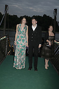Jennifer Watson and Henry Mannering, Party Belle Epoque hosted by The Royal Parks Foundation and Champagne Perrier Jouet. The Grand Spiegeltent, the Lido Lawns. Hyde Park. London. 14 September 2006. ONE TIME USE ONLY - DO NOT ARCHIVE  © Copyright Photograph by Dafydd Jones 66 Stockwell Park Rd. London SW9 0DA Tel 020 7733 0108 www.dafjones.com