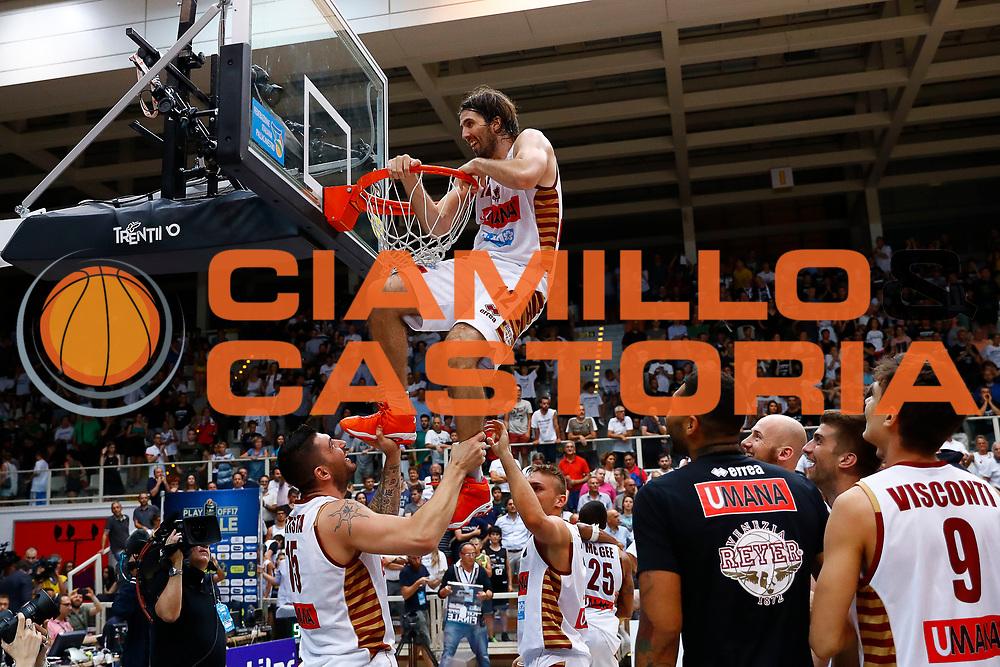 Ariel Filloy<br /> Dolomiti Energia Trento - Umana Reyer Venezia<br /> Lega Basket Serie A 2016-2017<br /> Playoff FINALE Gara 6<br /> Avellino 20/06/2017<br /> Foto Ciamillo-Castoria