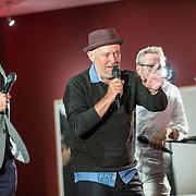 NLD/Amsterdam/20190701 - Uitreiking Johan Kaartprijs 2019, Victor low, Tom de Ket en George van Houts